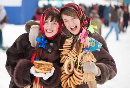 The Maslenitsa Festival in Russia - ảnh 2