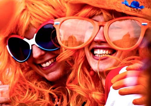 The King's Day of the Dutch: Time of orange madness!   - ảnh 2