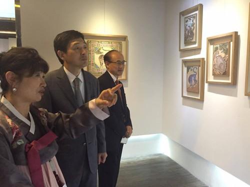 Minhwa - A Folk Art That Touches The Soul Of The Korean People  - ảnh 6