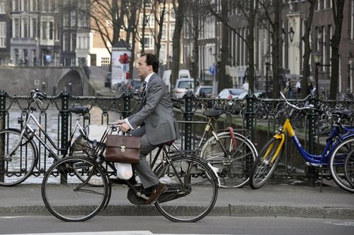 The Netherlands – The bicycle heaven of the world - ảnh 2