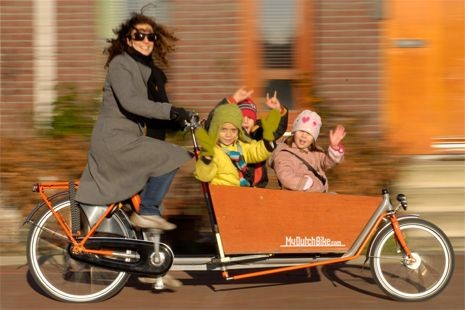 The Netherlands – The bicycle heaven of the world - ảnh 1