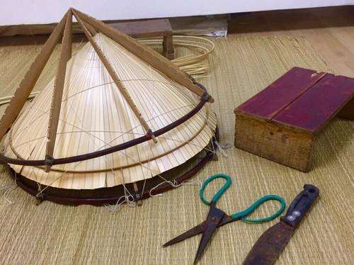 Tri Lễ - a village that makes traditional palm leaf hats - ảnh 3