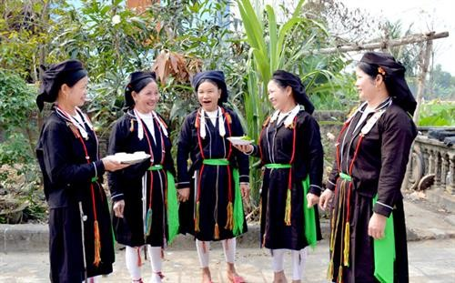 The San Diu ethnic people in Vietnam's northern midlands and mountainous areas - ảnh 2