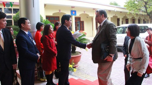 Northern Europe seeks cooperation with Son La - ảnh 1