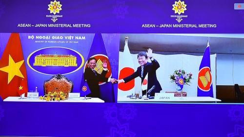 Japan, RoK back ASEAN principle stance on East Sea - ảnh 1