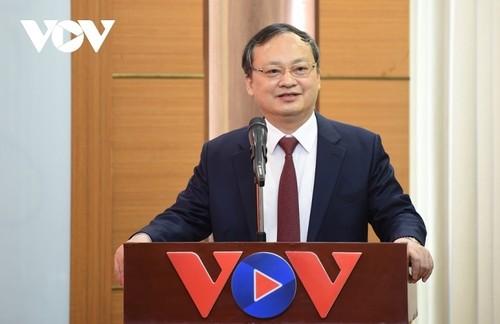 VOV celebrates its 76th founding anniversary - ảnh 1