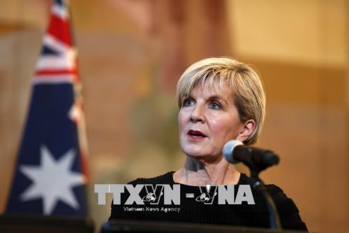 Australien protestiert gegen die Militarisierung Chinas im Ostmeer - ảnh 1