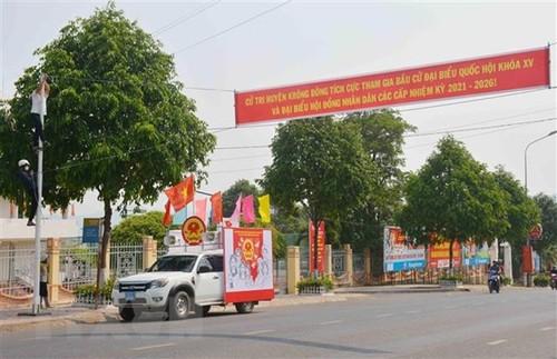 Bereitschaft der Provinz Gia Lai für den Wahltag - ảnh 1