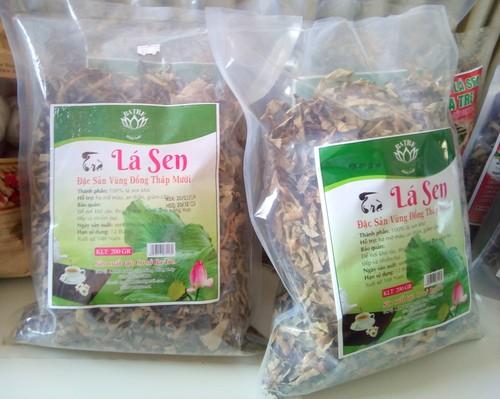 Wertsteigerung der Produkte aus Lotus in Dong Thap - ảnh 2