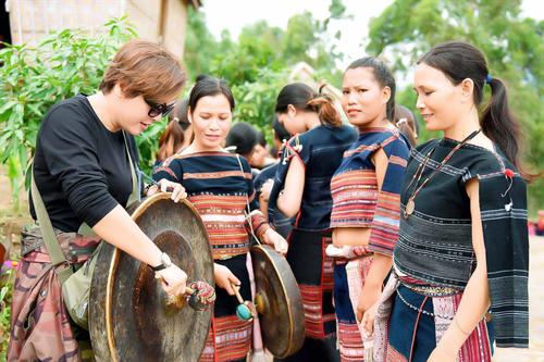 Potenzial zur Entwicklung des Gemeinschaftstourismus im Kreis Kbang in der Provinz Gia Lai - ảnh 1