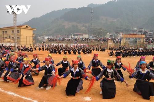 Concert: «Les échos de la forêt» à Mu Cang Chai - ảnh 1
