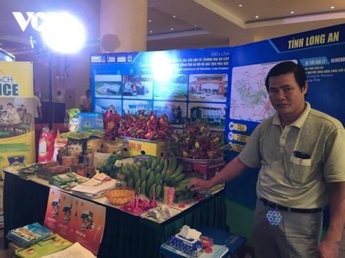 Les produits agricoles vietnamiens se vendent en ligne - ảnh 1