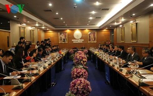 Việt Nam và Thái Lan tăng cường hợp tác tư pháp  - ảnh 1