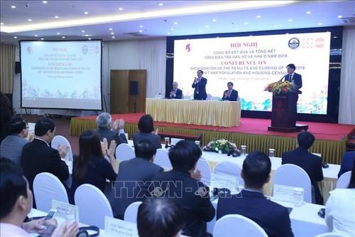 Во Вьетнаме подвели итоги всеобщей переписи населения и жилья 2019 - ảnh 1
