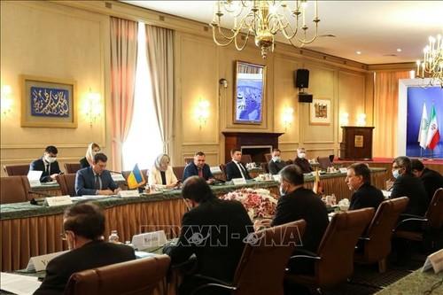 Иран и Украина запустили новый раунд переговоров по крушению самолета в Тегеране - ảnh 1