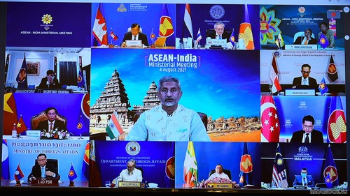 ASEAN-India Saling Membantu Menghadapi Covid-19 dan Mendorong Pemulihan   - ảnh 1