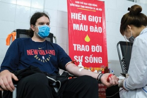 Blood donations amid Covid-19 outbreak - ảnh 2