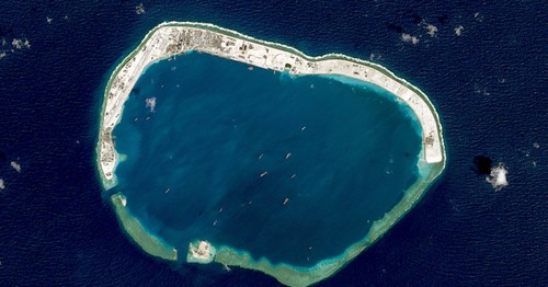 France, Germany, UK reject China's claims in East Sea - ảnh 1