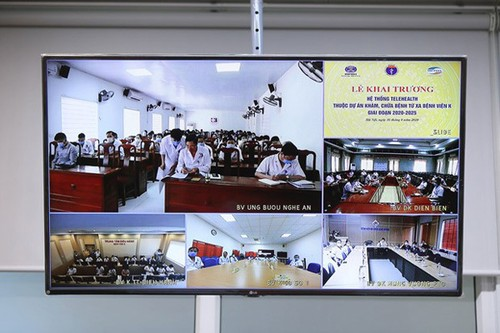 Project connects 1,000 medical facilities with central hospitals  - ảnh 2