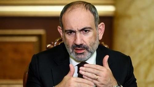 Armenia, Azerbaijan, Russia sign deal to end Nagorno-Karabakh war - ảnh 1