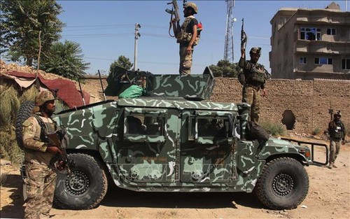 Peacekeeping force in Afghanistan not on radar screen of Security Council - ảnh 1
