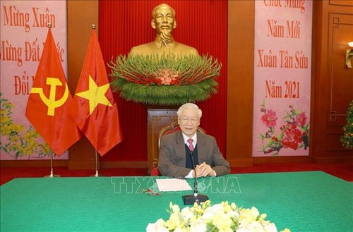 Perkuat Kerja Sama, Dorong Hubungan Persahabatan Tradisional Antara Vietnam dan Tiongkok - ảnh 1
