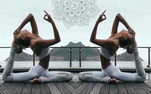 Perkenalan Sepintas tentang Buah Sirsak dan Yoga di Vietnam - ảnh 2