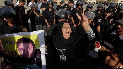 Ägypten: Demonstrationen nach Mubarak-Urteil     - ảnh 1