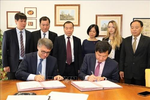 Vietnam und Italien verstärken Zusammenarbeit in der Korruptionsbekämpfung - ảnh 1