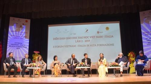 Hochschulbildungsforum Vietnam – Italien - ảnh 1