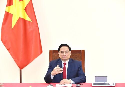 Premierminister Pham Minh Chinh: Vietnam will ein Zentrum für die Impfstoffproduktion werden - ảnh 1