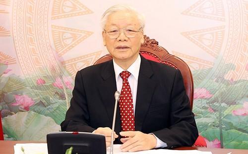 Persahabatan dan kerja sama merupakan arus utama dalam hubungan Vietnam-Tiongkok - ảnh 1