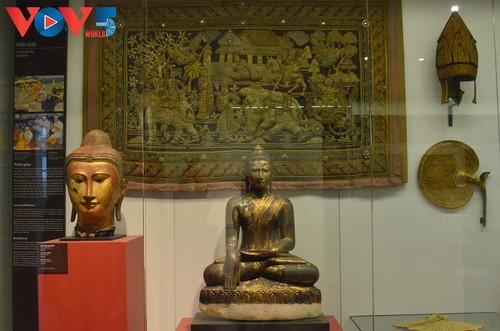 Museum Asia Tenggara – Tempat yang Hubungkan Kebudayaan-Kebudayaan ASEAN - ảnh 5