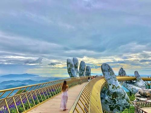 2021年初吸引游客的越南旅游胜地 - ảnh 8