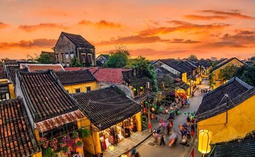 2021年初吸引游客的越南旅游胜地 - ảnh 9