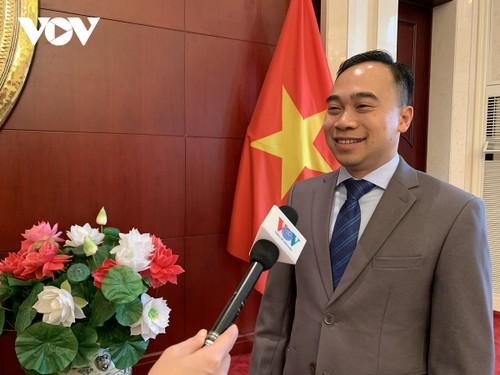 越南首次成为中国第六大贸易伙伴 - ảnh 1