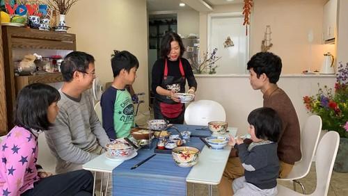 什锦丝汤米线——河内的美食 - ảnh 4