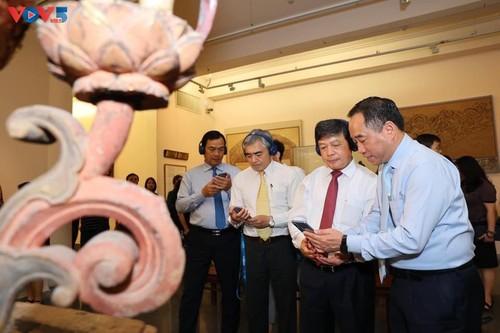 越南美术博物馆推出iMseum VFA多媒体应用 - ảnh 5