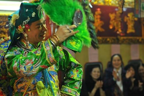 世界文化多样性促进对话和发展 - ảnh 5