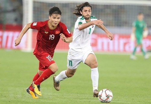 Asian Cup 2019: Quang Hai among 10 best performers - ảnh 1