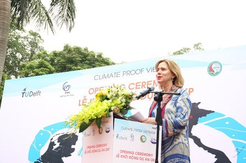 Vietnam's climate - educational cooperation project for sustainability launched  - ảnh 1