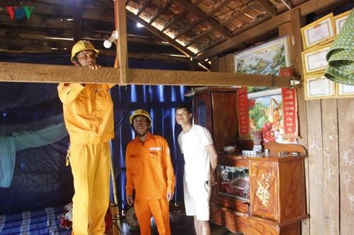 Electricity brings change to Xe Dang hamlet  - ảnh 1