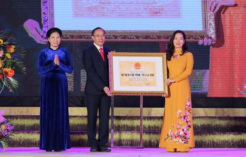 Binh Lieu ripen rice season festival- new attraction of Quang Ninh - ảnh 1