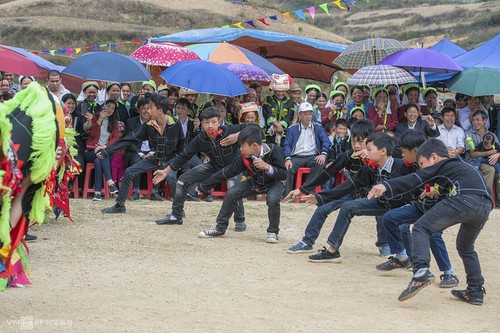 Lion-cat dance – an intangible cultural heritage of Lang Son - ảnh 3