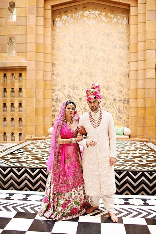 Pakistan's traditional wedding celebration and ceremony   - ảnh 4