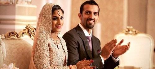Pakistan's traditional wedding celebration and ceremony   - ảnh 5