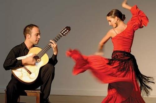 Flamenco, a traditional folk dance of Spain - ảnh 1