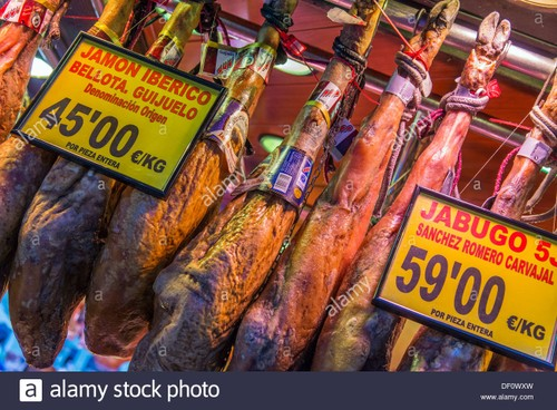 Spanish Iberian ham, the world's most expensive cured meat - ảnh 4