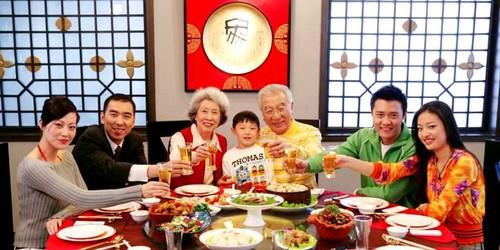Changes in China's Spring Festival celebration - ảnh 1
