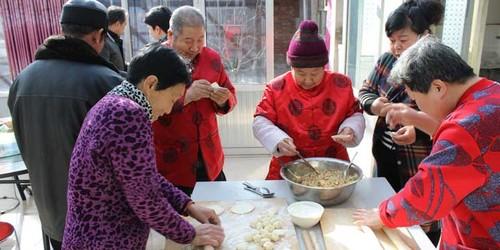 Changes in China's Spring Festival celebration - ảnh 2